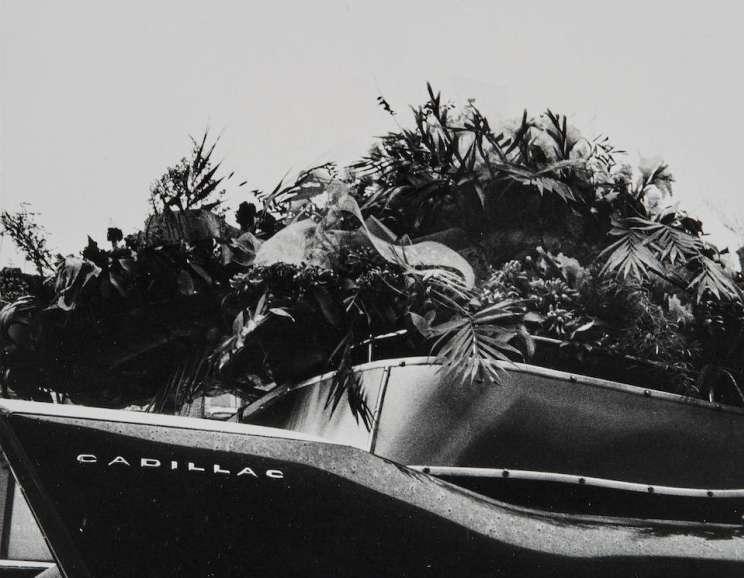 Robert Frank - NYC (Cadillac)