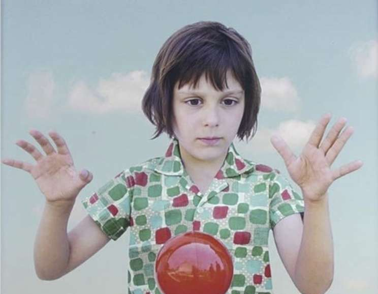 Loretta Lux - Self Portrait
