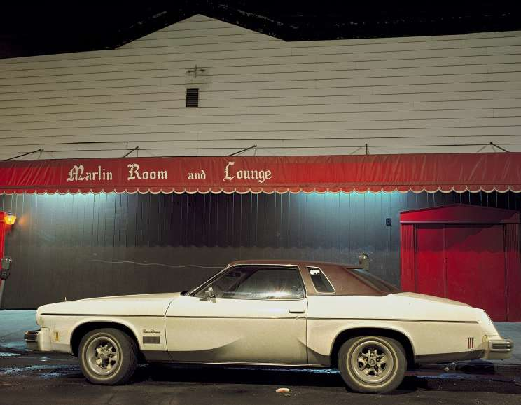 Langdon Clay - Carz-A-Poppin, Ford Galaxie 500 (1966), Houston and Broadway