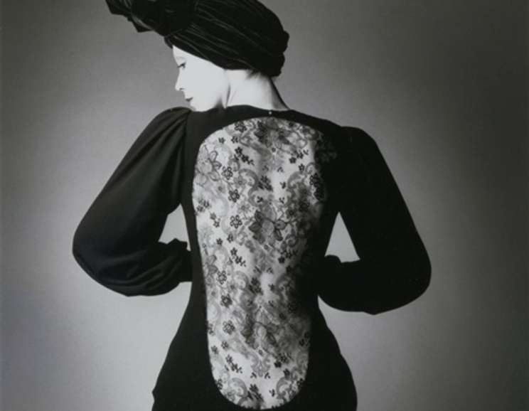 Jeanloup Sieff - Vogue, Paris, Yves St Laurent