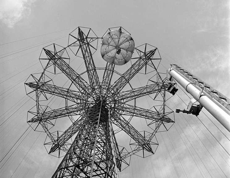 Ed Clark - Coney Island Amusement Park, NY