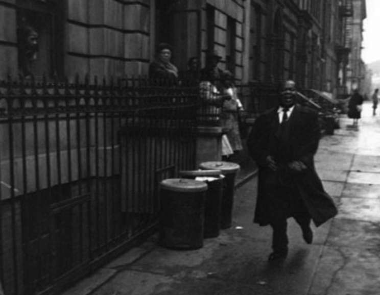 Roy DeCarava - Louis Armstrong