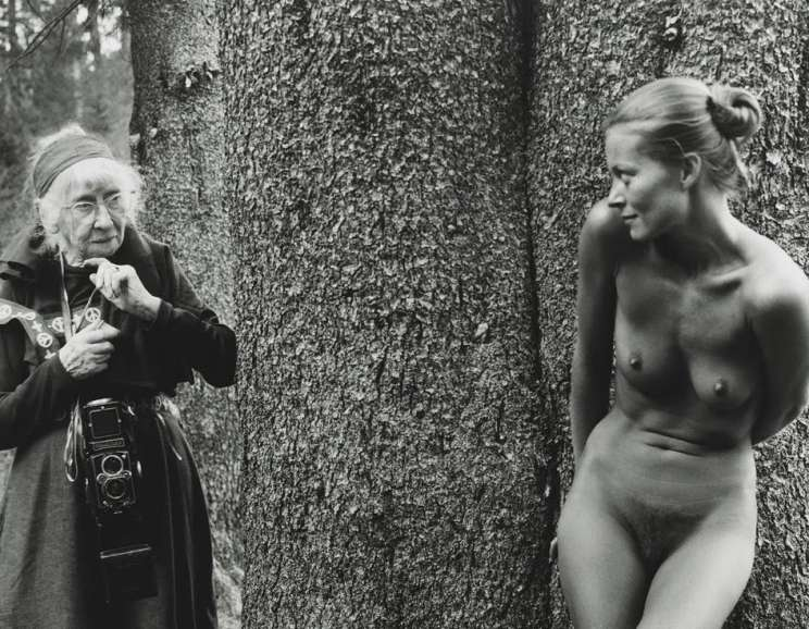 Judy Dater - Imogen and Twinka at Yosemite