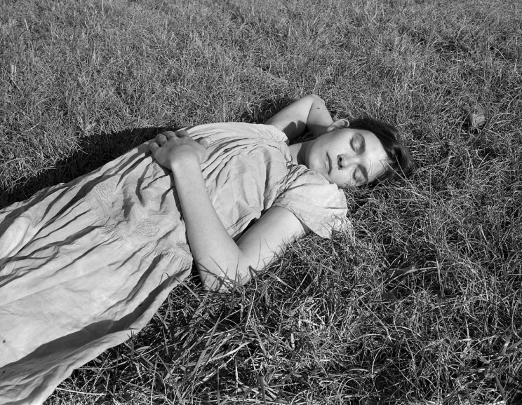 Mark Steinmetz - Carey in Full Sun, Farmington, GA