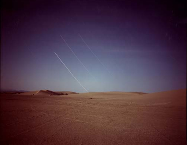 Richard Misrach - Battleground Point #15