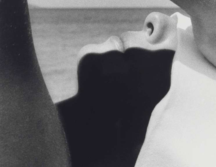 Ralph Gibson - MJ, Towel, from Infanta