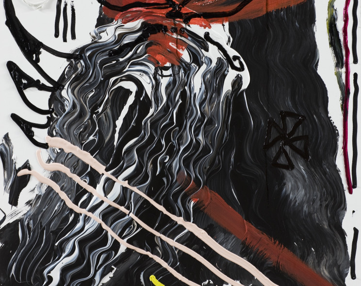 Program: Exhibition of Jonathan Meese in Red October Gallery
