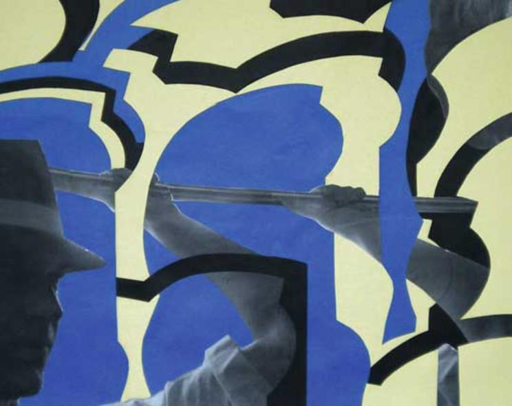 Anna Parkina: Contemporary Life & Avant-Garde Russian Art