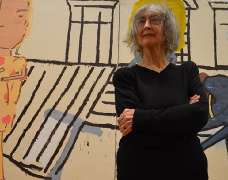 Rose Wylie wins John Moores Painting Prize aged 80