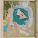 Ivon Hitchens, Warnford Water, Dark Cloud, 1961