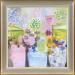 Annabel Fairfax, Pastel Palette (Hungerford Gallery)