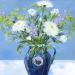 Claire Henley, The blue vase