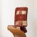 Miriam Laura Leonardi, Two Pairs of Shoes (Sizes 35 & 41), 2017