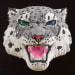 David Mach, Snow Leopard