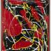 Rolph Scarlett, Drip Abstraction, 1954