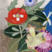 Michael Hilsman, M. With Lemon, Cactus And Flowers, 2020