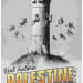 Banksy - Palestine - Offset lithograph 59x42cm - children on fairground ride that looks like a watch tower