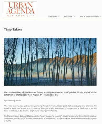 Simon Norfolk: Time Taken