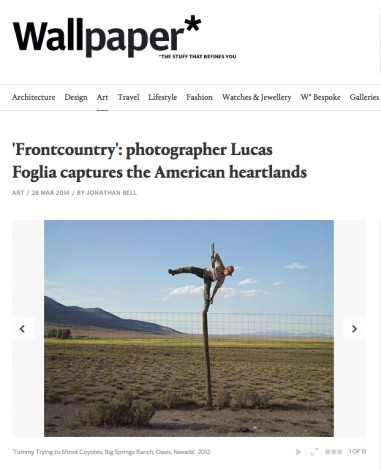 'Frontcountry': photographer Lucas Foglia captures the American heartlands