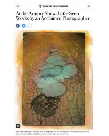 Masahisa Fukase's Hibi photographs