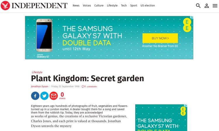 Plant Kingdom: Secret Garden