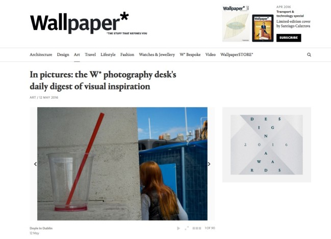 In pictures: the W* photography desk's daily digest of visual inspiration