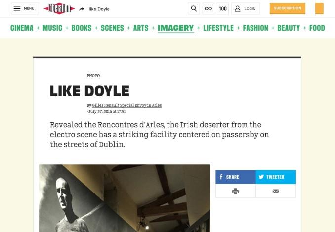 LIKE DOYLE