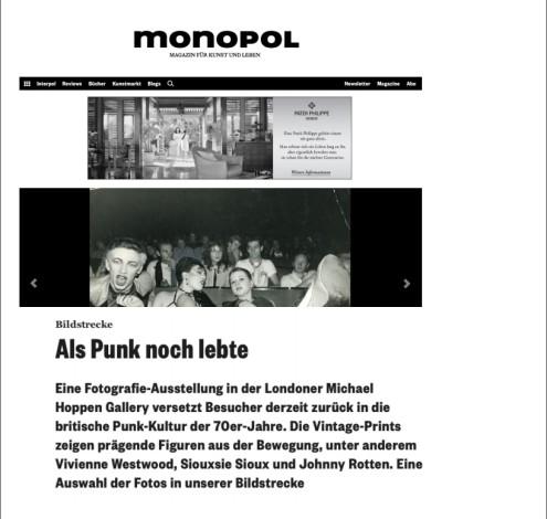 Als Punk noch lebte