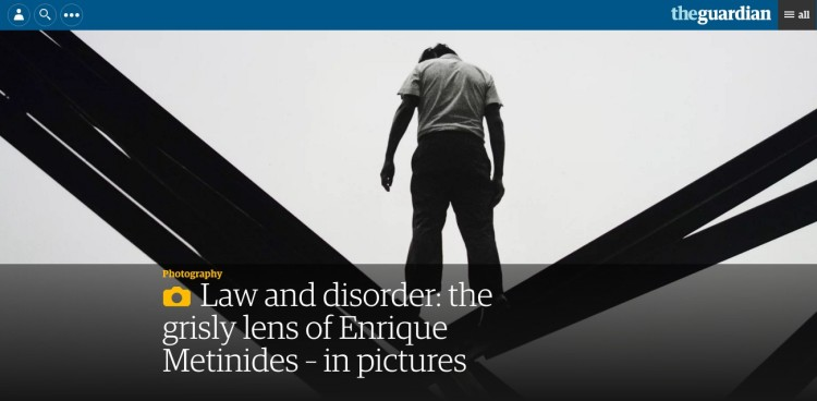Law and disorder: the grisly lens of Enrique Metinides – in pictures