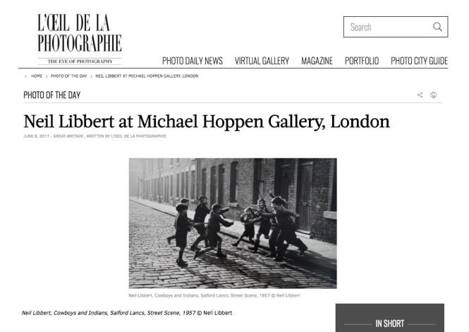 Neil Libbert at Michael Hoppen Gallery, London