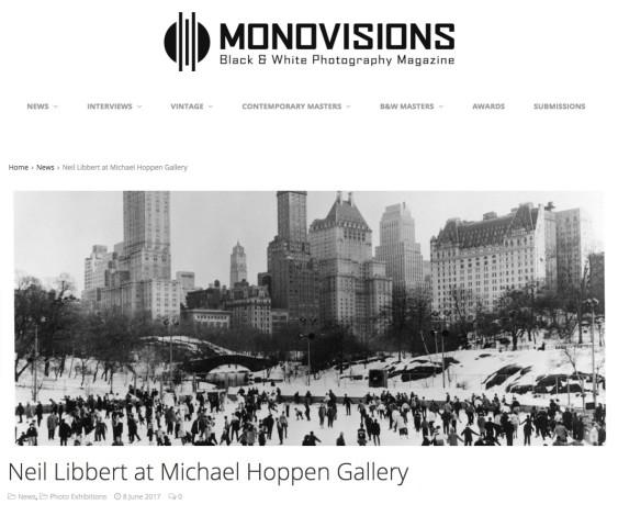 Neil Libbert at Michael Hoppen Gallery