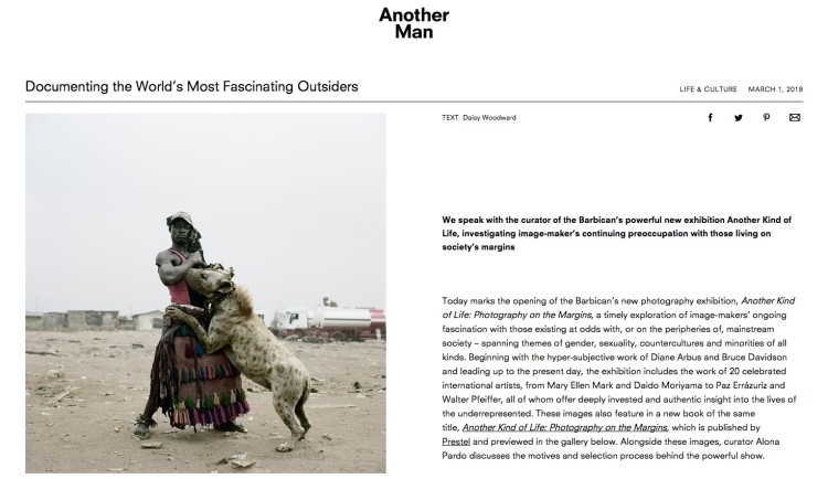 Documenting the World's Most Fascinating Outsiders