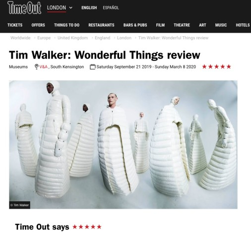Tim Walker: Wonderful Things review - Time Out