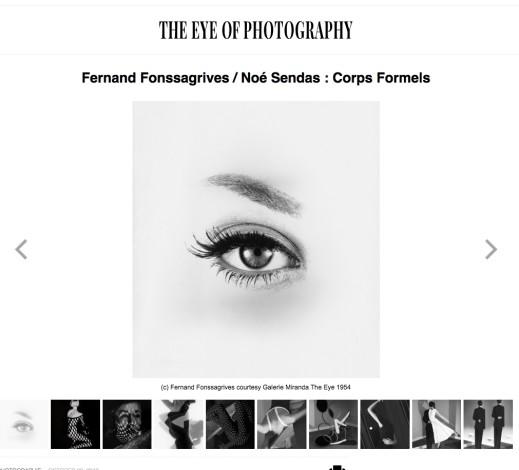 Fernand Fonssagrives / Noé Sendas : Corps Formels