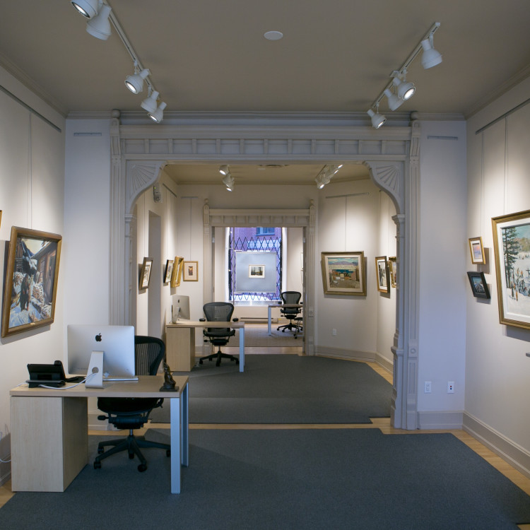 Galleries in Montreal & Toronto