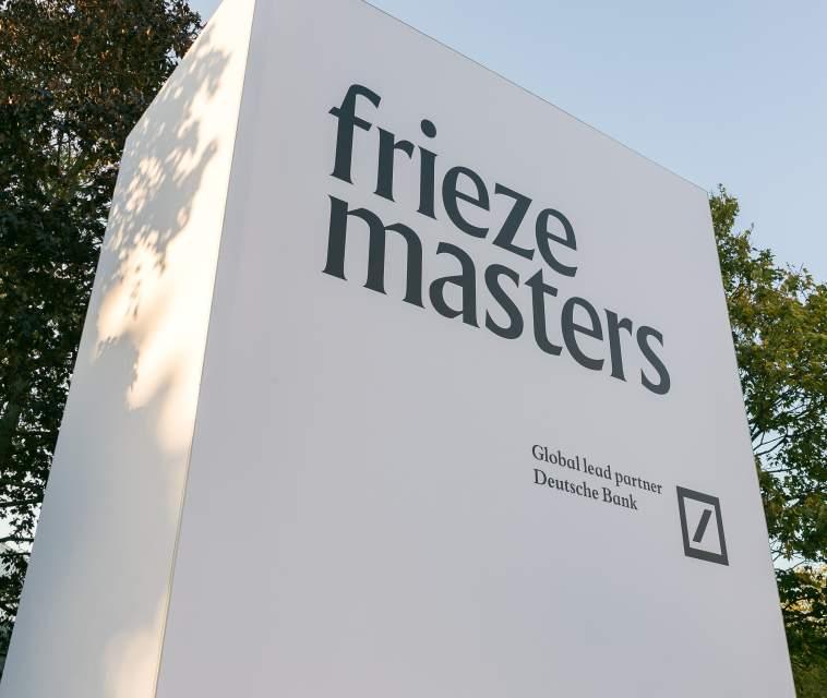 Frieze Masters 2020