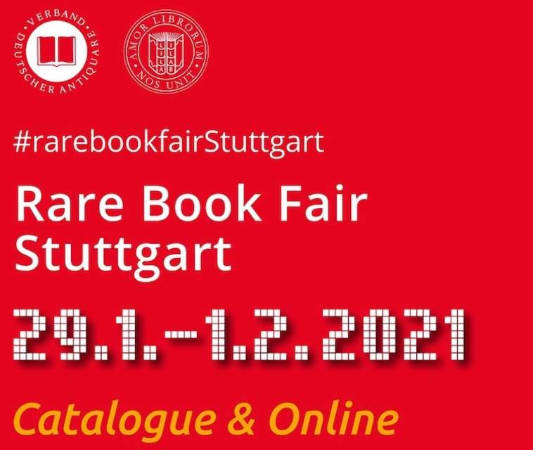 Antiquariatsmesse Stuttgart