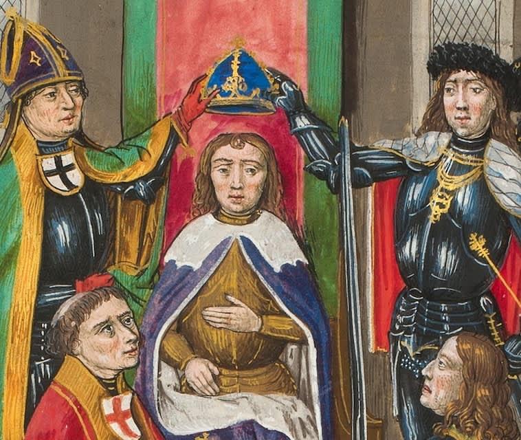 Droits d'armes de noblesse: A Burgundian Masterpiece