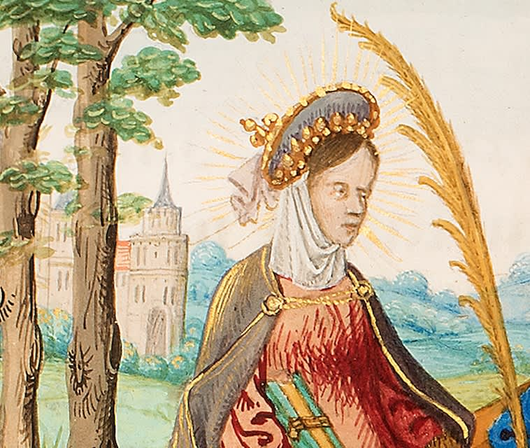 Virtue Visualized in Fine Medieval Books