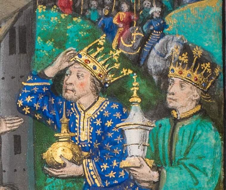 A Crown on a Career