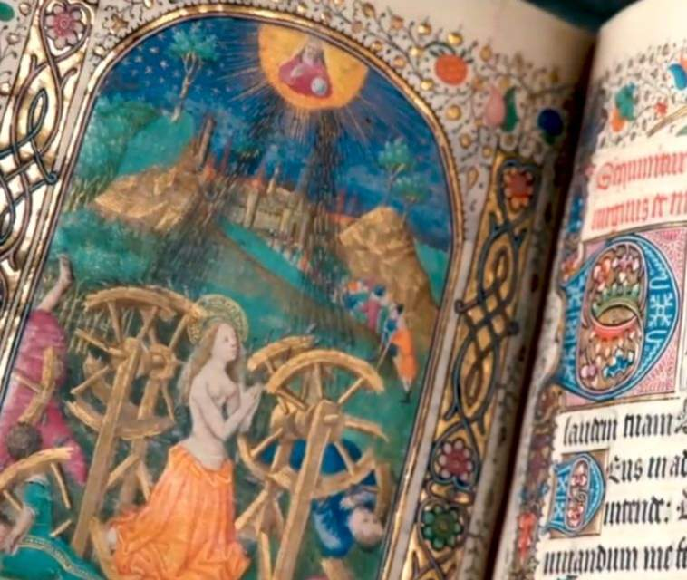 A Long-Lost Treasure: The Fauquier Hours