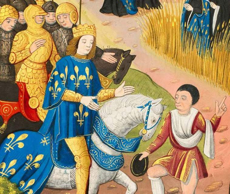 Royalty and Reverence: The Life of St. Radegund