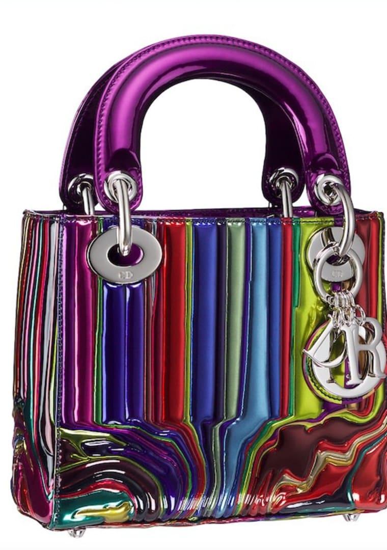 Lady Dior Evening bag