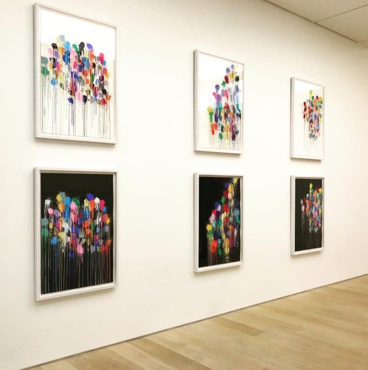 Melismatic, Cristea Roberts Gallery