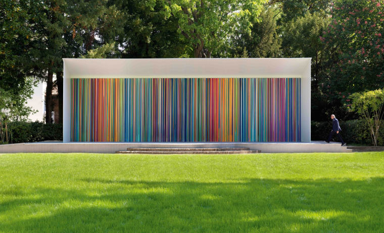 Giardini Colourfall, Venice Biennale Arte Vive Art