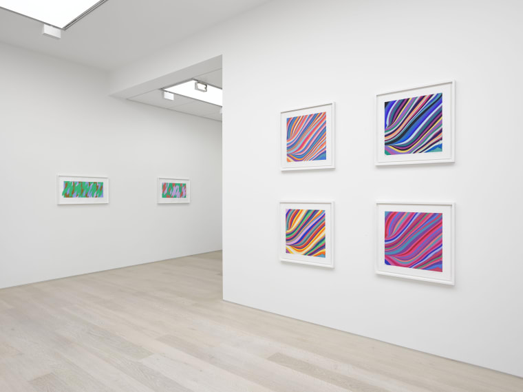 The Interaction of Colour, Cristea Roberts Gallery