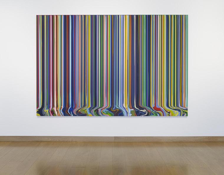 Colourfall, Waddington Custot Galleries