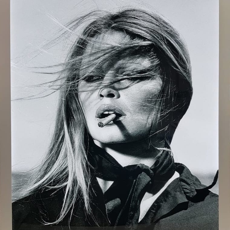 Brigitte Bardot, Spain, 1971 - LIGHT BOX