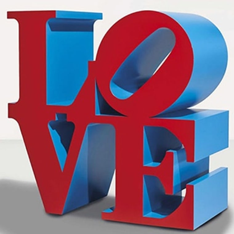 8 things we love about the famous LOVE sculpture