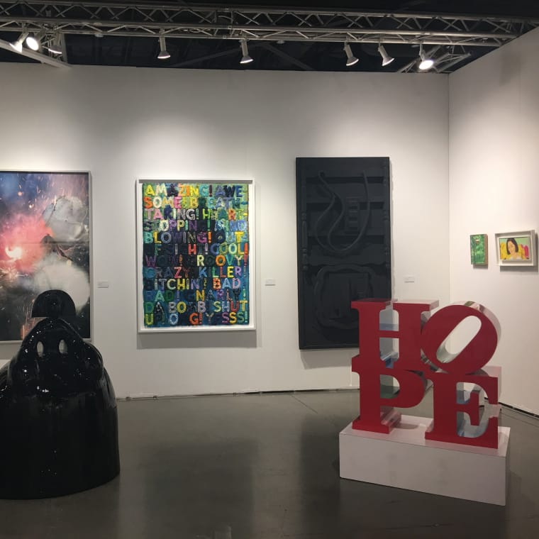 Rosenbaum Contemporary at Seattle Art Fair 2018